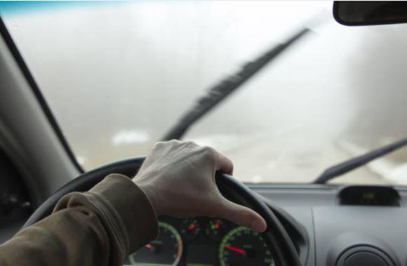 Conducir con niebla - CMR Palma y Marratxí