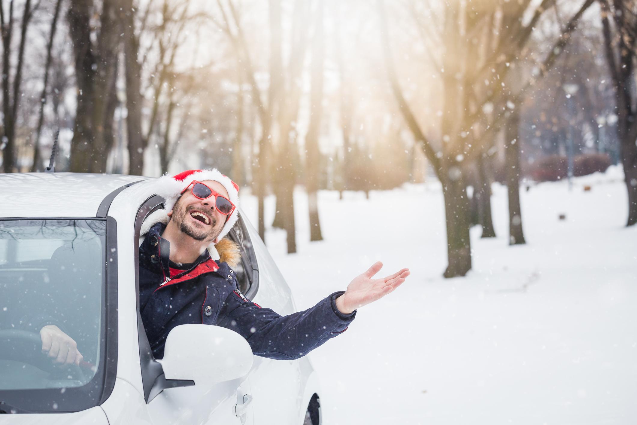 Fiestas de Navidad - Precauciones al conducir, evitar el Alcohol