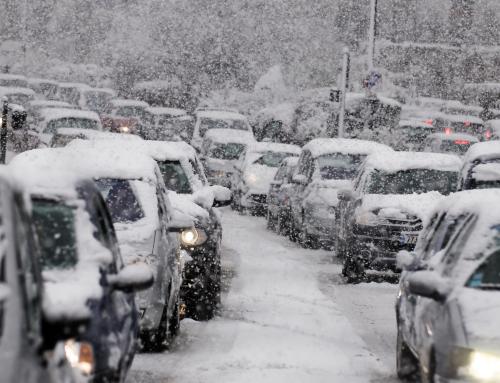 Pautas para una conducción segura en invierno ante nieve, niebla, viento y lluvias. Grupo CMR.