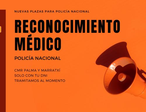 <strong>Plazas Policía Nacional</strong>