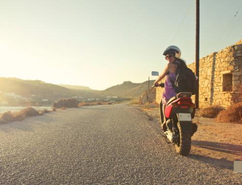<strong> Verano en moto: consejos para disfrutarlo sobre dos ruedas </strong>